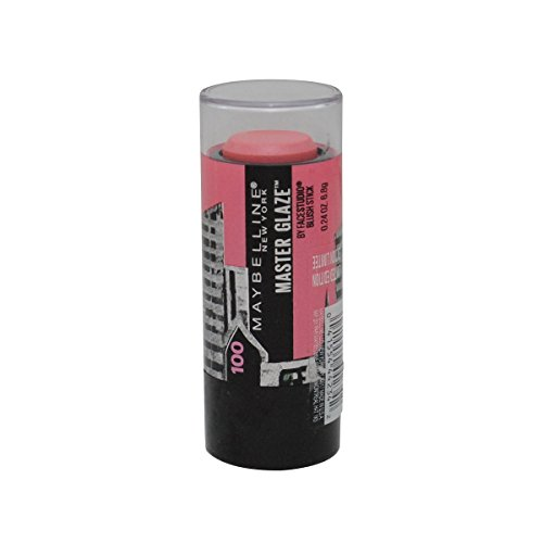 Pearl Masters Studio - Maybelline New York Face Studio Master Glaze Glisten Blush Stick, Pursuit of Pink, 100