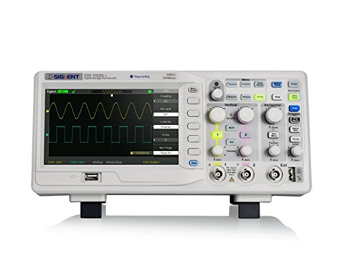 Siglent Technologies SDS1052DL+ 50 MHz Digital Storage - Analog Oscilloscope Digital