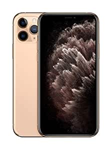 Apple iPhone 11 Pro without FaceTime - 256GB, 4G LTE, Gold