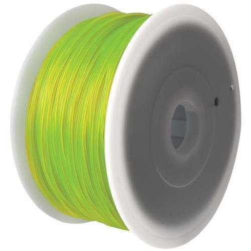 FlashForge PLA Yellow Filament 1.75mm / 2.2 lb (1KG) for Creator Series (Pro, X, Wood) 3D Printers