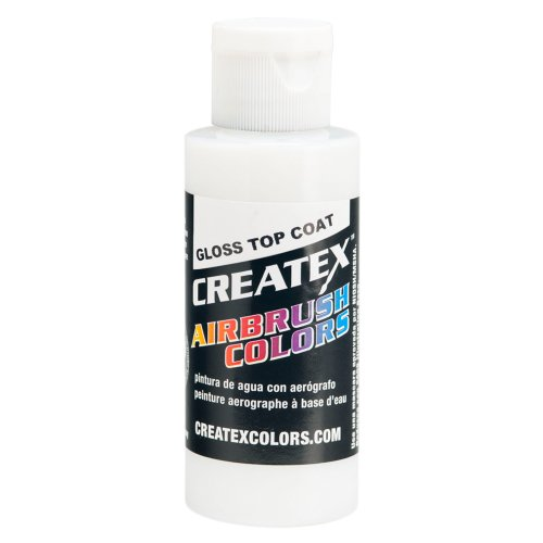 Createx 5604-QT Createx Gloss Top Coat CREATEX AIRBRUSH CLEARCOATS 32 OZ. Createx Gloss Top Coat