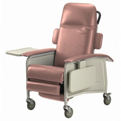 Invacare Rosewood Recliner - Clinical 3-Position Recliner, Rosewood [Each-1 (single)] by Invacare