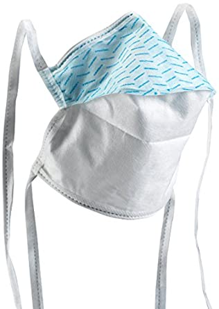Off-the-face Style Surgical pack Mask 1838r anti-fog Filtron 3m