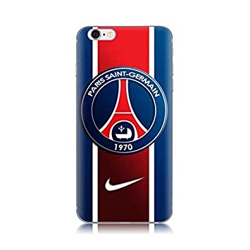 coque iphone 6 psg silicone