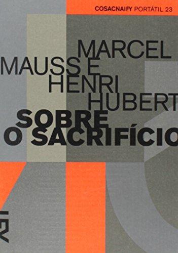 Sobre O Sacrificio - Coleção Portátil 23