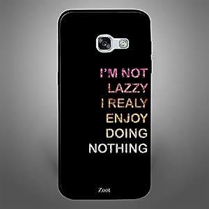 Samsung Galaxy A3 2017 I am not Lazzy