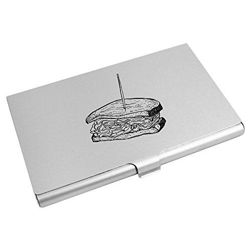 Azeeda Business CH00007302 Wallet Sandwich' Card Holder Credit 'Bacon Card TTR1nPxC
