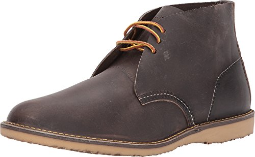 Chelsea Wing - Red Wing Heritage Men's Weekender Chukka Concrete Rough and Tough 10 D US