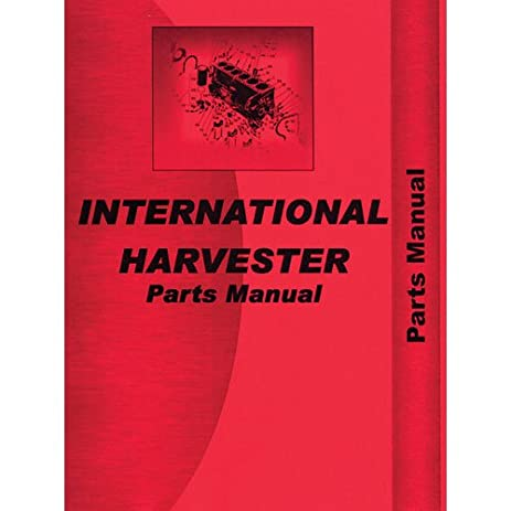International ih 766 966 1066 1466 1468 hydro 100 tractors parts.