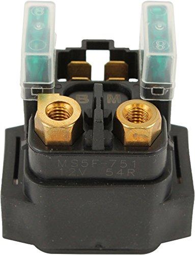 DB Electrical SMU6074 Starter Solenoid Relay for Yamaha ATV Yamaha YFM 350/400/450/660 Grizzly Kodiak Raptor WOLVERINE Big Bear R 2009-16 /4SV-81940-00-00, 4SV-81940-10-00