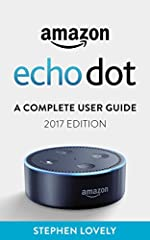Amazon's Echo Dot is an amazing device. It features Alexa, Amazon's voice-controlled personal assistant, who can read you the news, play you music, and even order you a pizza. The Echo Dot has just about everything - except for a user'...