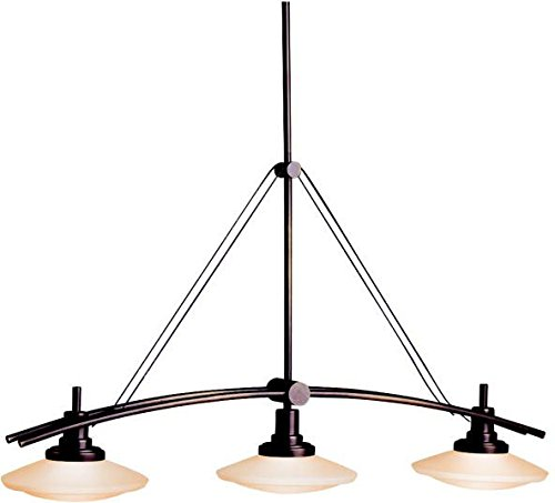 Kichler Soft Contemporary/Casual Lifestyle Pendant 3 Light H