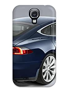 Lovers Gifts premium Phone Case For Galaxy S4/ Tesla Model S 9 Tpu Case Cover CLA5DI8BQOW321BE