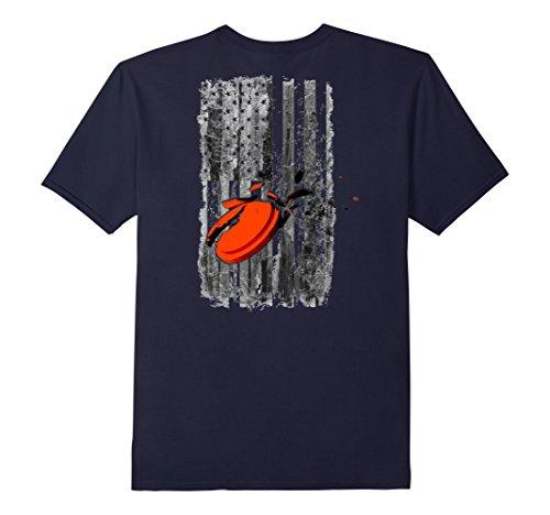 Men's Gun Clay Target Competition Shooting Women & Men Gift Shirt XL Navy