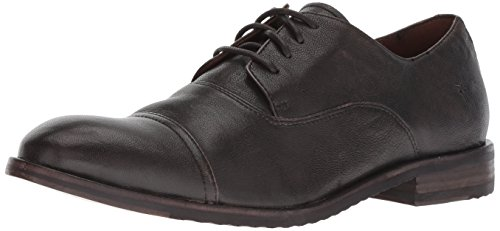 (FRYE Men's SAM Oxford, Dark Brown 8 M M US)