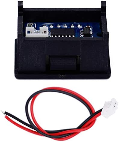 BliliDIY Affichage À LED Tension 0.36 Pouce 2/3 Fils Voltmètre Numérique DC 2.4V-30V Panneau Volt Mètre pour Testeur De Batterie Rc Drone Voiture Moto - 2 #