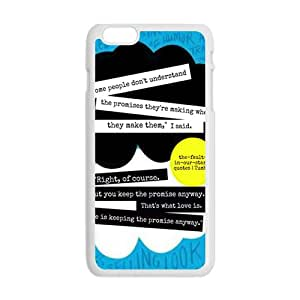 fault in our stars quotes tumblr Phone Case for Iphone 6 Plus