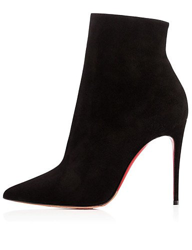 XZZ/ Zapatos de mujer - Tacón Stiletto - Botines / Botas a la Moda -