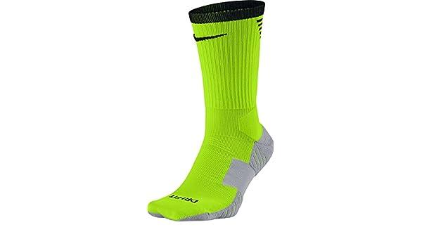 Amazon.com : NIKE Mens Squad Soccer Crew Socks Electric ...