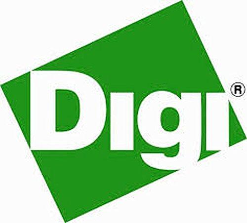 Digi International 76000752 Extended Temp Power Supply with LKNG BARREL12VDC100-240VAC