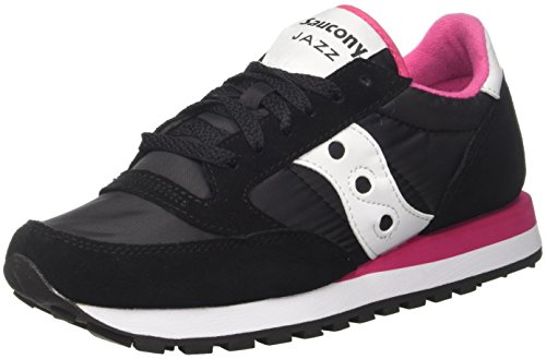 Multicolor Zapatilla Black Pink Saucony Original Jazz 443 Fucsia wIFAIq