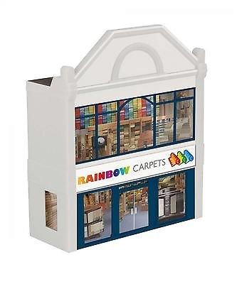 Hornby R9758 00 Gauge Low Relief Building Rainbow Carpets Hornby Hobbies Ltd