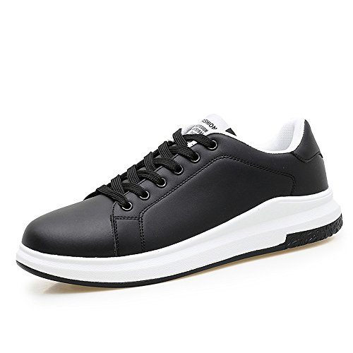 Casual Cricket Pure Nero Uomo Nuovo per Moda Sportive e Light Mouth di da Sneaker Color Donna Scarpe Scarpe Stile qwAHS8zxT