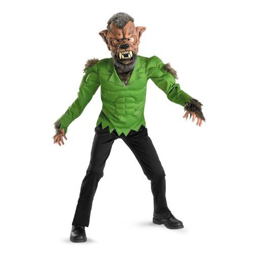Kids Werewolf Costume - Child Size 10-12 (Kids Werewolf Costumes)