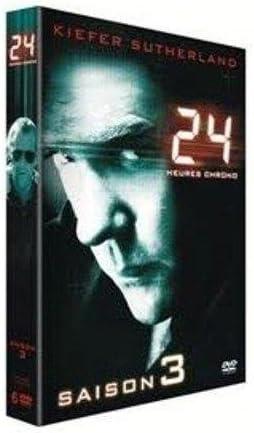 24 Heures Chrono Saison 3 Dvd Blu Ray Amazon Fr