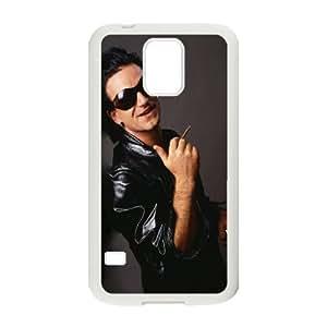 Samsung Galaxy S5 Cell Phone Case White U2 oyvr