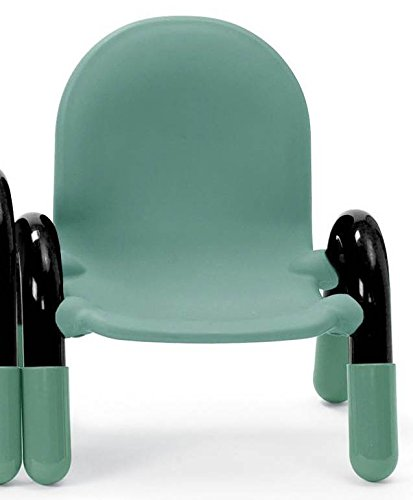 Angeles 5 in. Chair in Teal Green