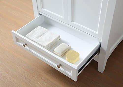 Stufurhome GM-Y01W 30.5-Inch Pure White Single Laundry Sink by Stufurhome (Image #11)