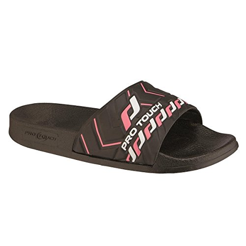 Flops Pink Black Flip White Touch Boys' Pro TqwaR4Bx