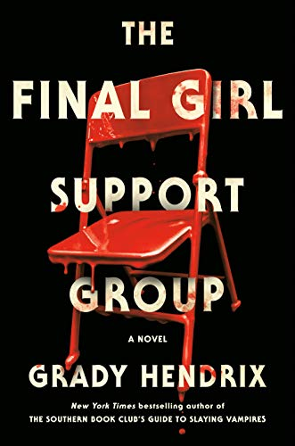 Book Cover: The Final Girl Support Group
