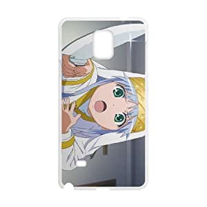 Samsung Galaxy S4 Phone case White A Certain Magical Index ZAC1242328