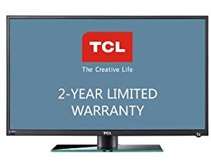 TCL LE46FHDE5300 46-Inch 1080p Slim LED HDTV with 2-Year Limited Warranty (Black) (2012 Model)