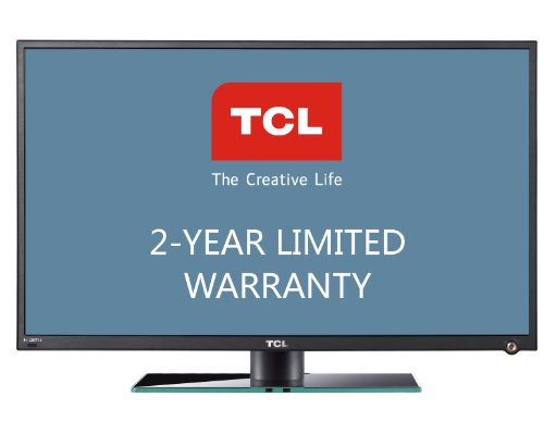 TCL LE46FHDE5300 46-Inch 1080p Slim LED HDTV with 2-Year Lim