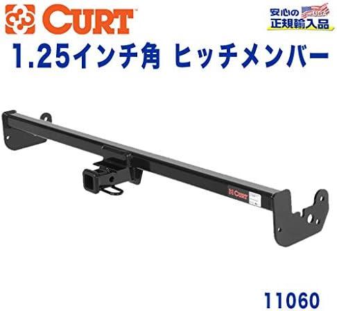 [CURT カート社製 正規代理店]Class1 ヒッチメンバー レシーバーサイズ 1.25インチ 牽引能力 約908kg トヨタ ヴィッツ