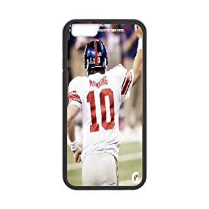 {Eli Manning Series} IPhone 6 Plus Case NY Giants this Says it All.eli Manning, Antislip Case Bloomingbluerose - Black
