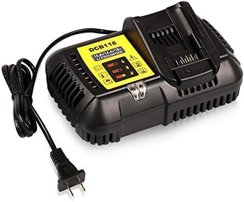 Amazon.com: Energy Tech - Cargador rápido de batería de ...