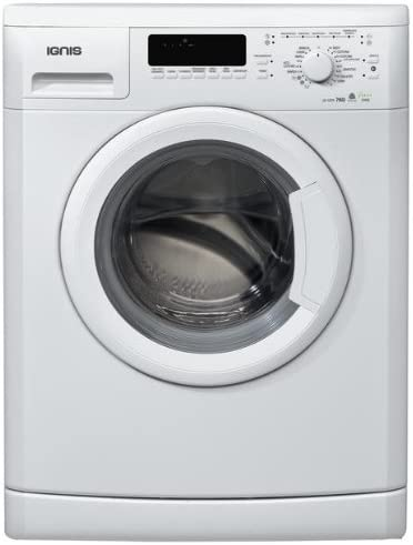 Ignis LEI 1270 Independiente Carga frontal 7kg 1200RPM A+++ Blanco ...