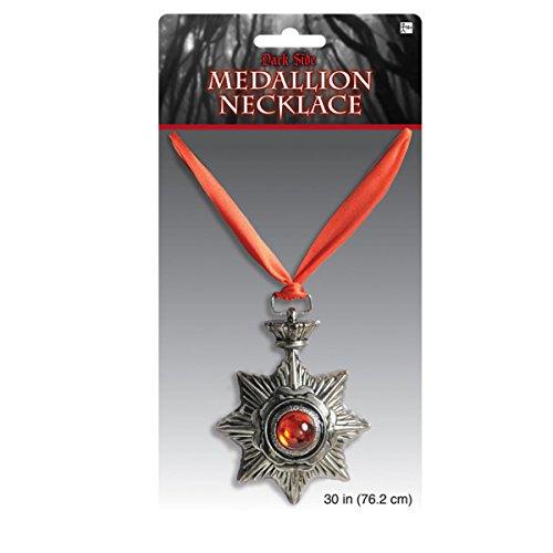 Amscan Vampire Necklace - Vampire Diaries Costume - Party Supplies, Multicolor ()