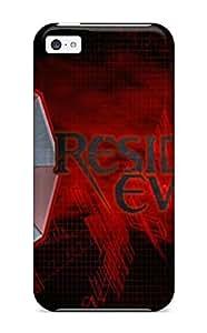 Defender Case For Iphone 5c, Resident Evil Pattern