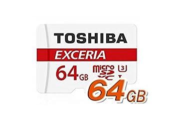 Toshiba Exceria M302 64 GB Micro SD tarjeta de memoria 90 MB ...