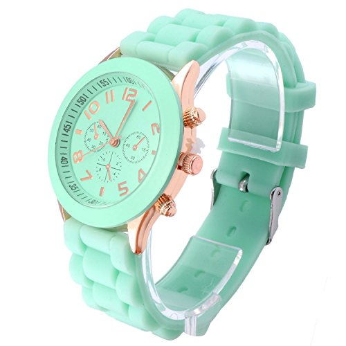 silicone jelly watch for men - 2