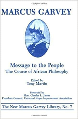 marcus garvey book free