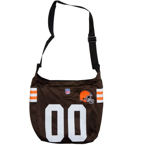 - Littlearth Jersey Tote - Cleveland Browns