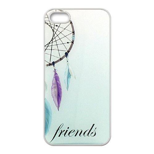 Best Friends 1 iPhone 4 4S Handy-Fall hülle weiß B4X7XCTWFK