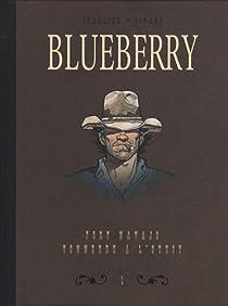 Blueberry - Intégrale 2010/01 : Fort Navajo - Tonnerre à l'Ouest par Charlier