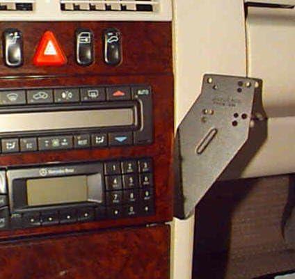 E320 Sedan 1996-02,E430 1998-02 E55 2002 Panavise Dash Mount for MERCEDES BENZ E300 1996-99